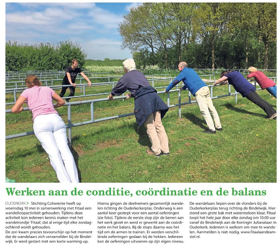 Weekblad voor Ouder-Amstel 17-5-2017