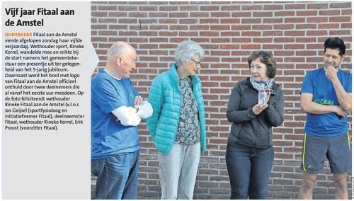 Weekblad Ouder-Amstel 11-4-2018